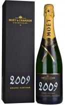 Moet & Chandon Grand Vintage Brut 2009/2012 Champagne 75cl in Moet Box