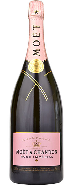 Moet & Chandon Rose NV Champagne Magnum (1.5 litre)