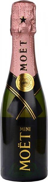 Moet & Chandon Rose NV (Mini Moet Rose) Champagne 20cl