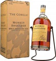 Monkey Shoulder Blended Malt Whisky Gorilla 4.5 litre
