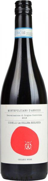 Montepulciano d'Abruzzo DOC Organic, Francesco Cirelli 2018 75cl