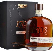 Mount Gay 1703 Rum - Master Select Release 2019 70cl