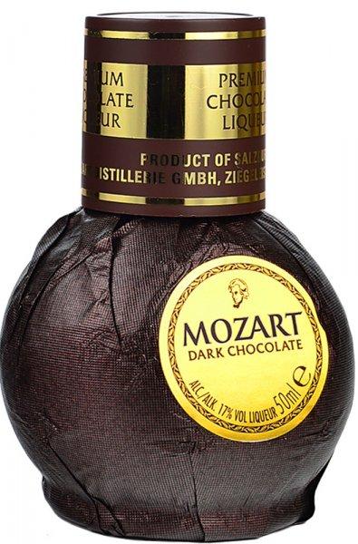 Mozart Dark Chocolate Liqueur Miniature 5cl