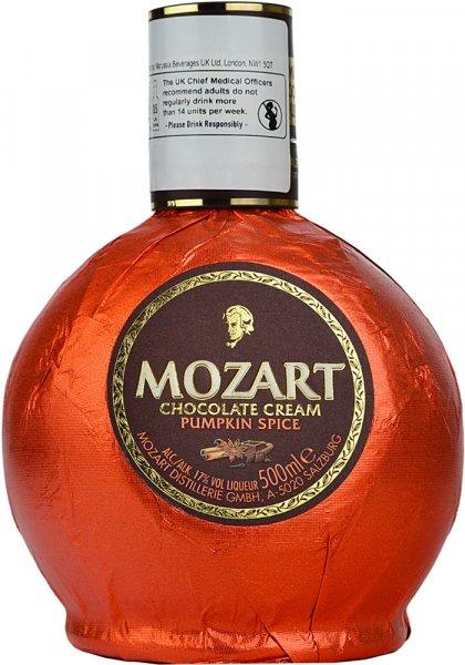 Mozart Pumpkin Spice Chocolate Cream Liqueur 50cl