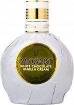 Mozart White Chocolate Vanilla Cream Liqueur 50cl
