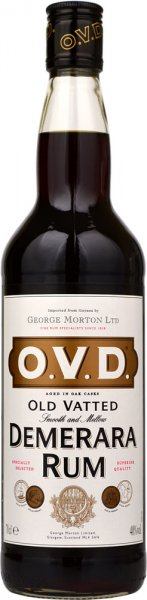 OVD (Old Vatted Demerara) Rum 70cl