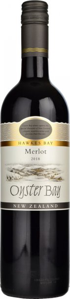 Oyster Bay Merlot (Hawkes Bay) 2018/2019 75cl