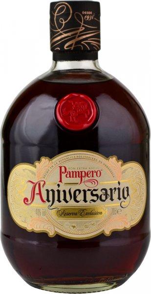 Pampero Aniversario Reserva Exclusiva Rum 70cl