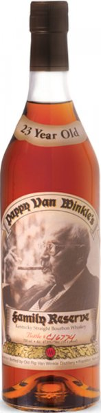 Pappy Van Winkle 23 Year Old Family Reserve Bourbon 75cl