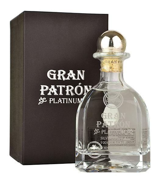Patron - Gran Patron Platinum Tequila 70cl