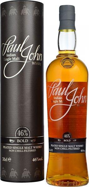 Paul John Bold Indian Single Malt Whisky 70cl