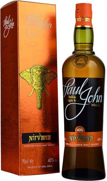 Paul John Nirvana Indian Single Malt Whisky 70cl