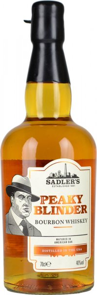 Peaky Blinder Bourbon Whiskey 70cl