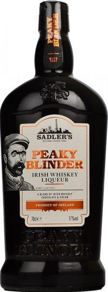 Peaky Blinder Irish Whiskey Cream Liqueur 70cl