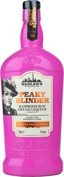 Peaky Blinder Raspberry Rum Cream Liqueur 70cl