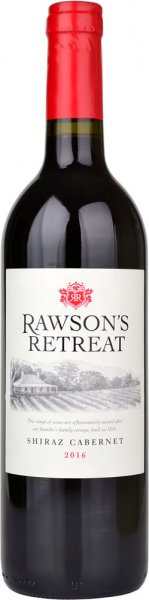 Penfolds Rawsons Retreat Shiraz Cabernet 2018/2019 75cl
