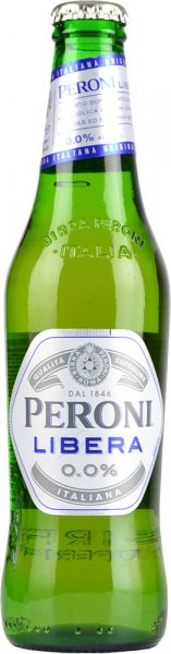 Peroni Libera Alcohol - Free Beer 330ml Bottle