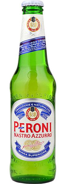 Peroni Nastro Azzurro Beer 330ml Bottle