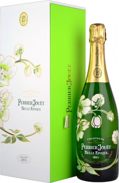 Perrier Jouet Belle Epoque 2011 Champagne 75cl in Branded Box