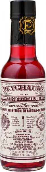 Peychauds Aromatic Bitters 14.8cl