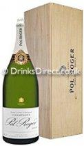 Pol Roger Brut Reserve NV Champagne Balthazar (12 litre)