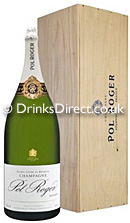 Pol Roger Brut Reserve NV Champagne Nebuchadnezzar (15 litre)