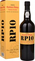 Ramos Pinto 10 Year Old Tawny (Quinta de Ervamoira) Port 75cl