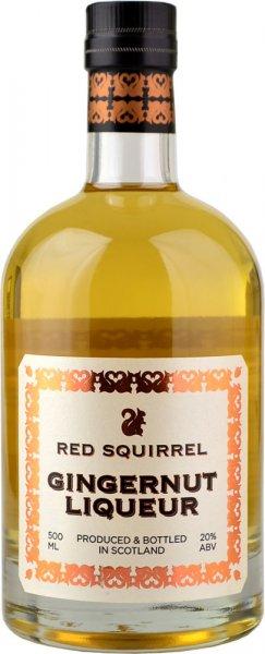 Red Squirrel Gingernut Liqueur 50cl