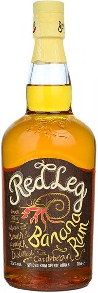 RedLeg Banana Rum 70cl
