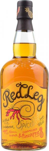 RedLeg Caramelised Pineapple Spiced Rum 70cl