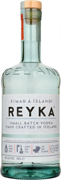 Reyka Iceland Vodka 70cl