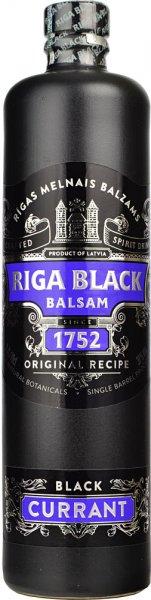 Riga Black Balsam Blackcurrant 70cl