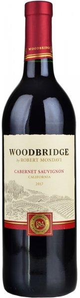 Robert Mondavi Woodbridge Cabernet Sauvignon 2017/2018 75cl