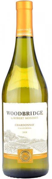 Robert Mondavi Woodbridge Chardonnay 2018 75cl