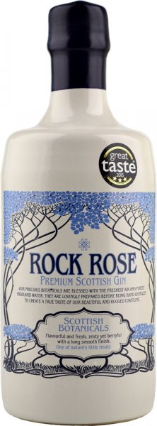 Rock Rose Gin 70cl