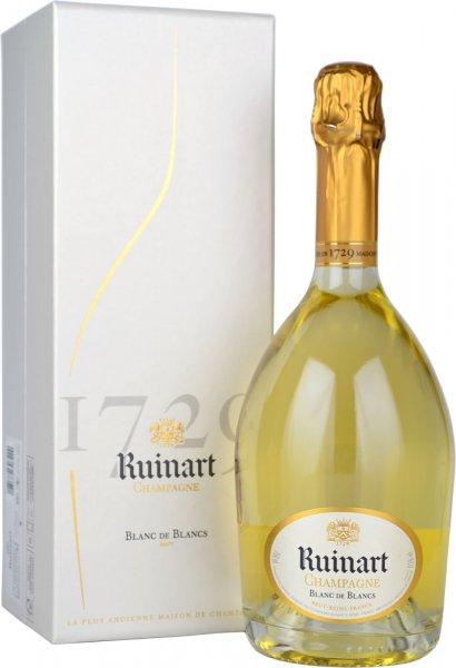 Ruinart Blanc de Blancs NV Champagne 75cl in Ruinart Box