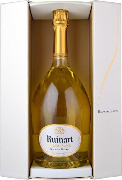 Ruinart Blanc de Blancs NV Champagne Magnum (1.5 litre) in Branded Box
