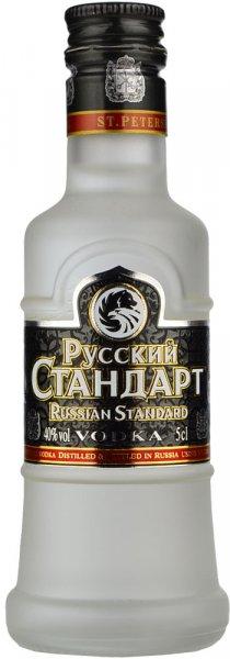 Russian Standard Original Vodka Miniature 5cl