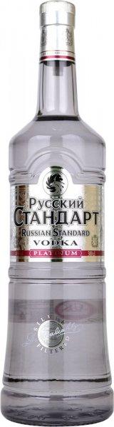 Russian Standard Platinum Vodka 3 litre