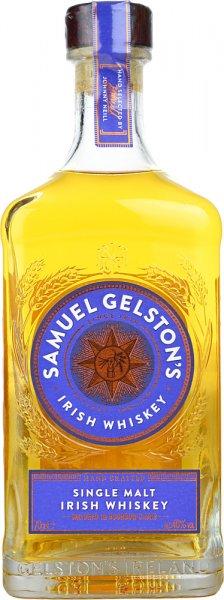 Samuel Gelston's Single Malt Irish Whiskey 70cl