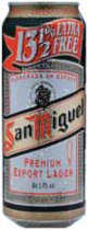 San Miguel Premium Lager 440ml CAN