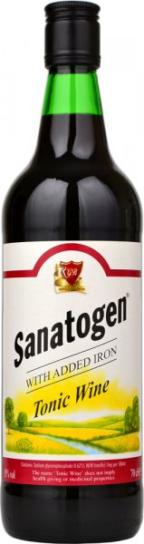 Sanatogen With Iron 70cl