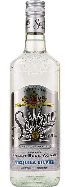 Sauza Silver Tequila 70cl