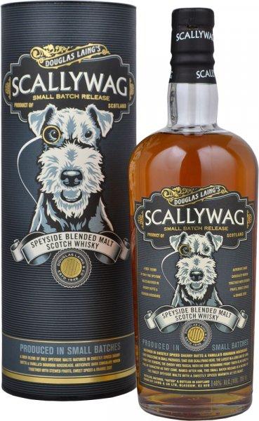 Scallywag - Speyside Blended Malt Scotch Whisky 70cl