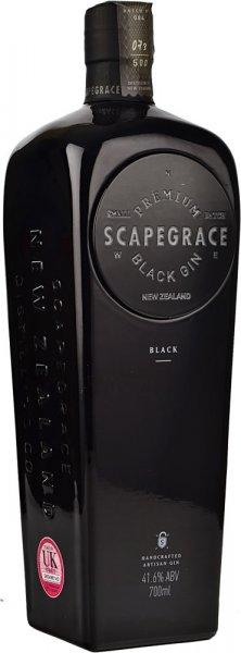 Scapegrace Black Gin 70cl