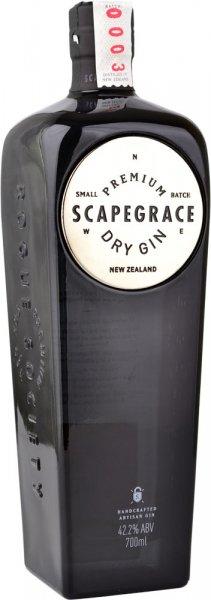 Scapegrace Premium Dry Gin 70cl