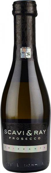Scavi & Ray Prosecco Frizzante Sparkling Mini Bottle 20cl