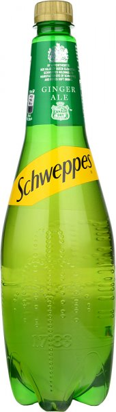 Schweppes Canada Dry Ginger Ale 1 litre