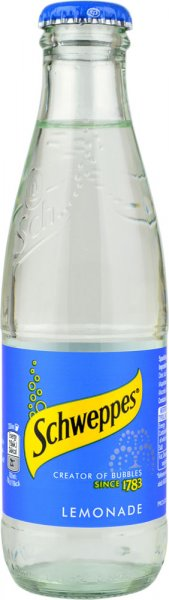 Schweppes Lemonade 24pk (200ml NRB)