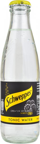 Schweppes Tonic Water 24pk (200ml NRB)
